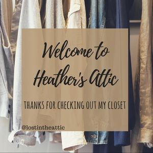 Welcome to Heather's Attic!